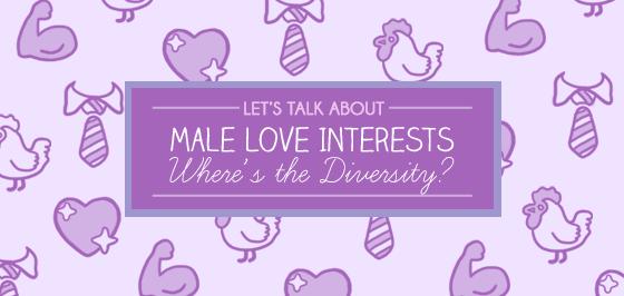male love interest