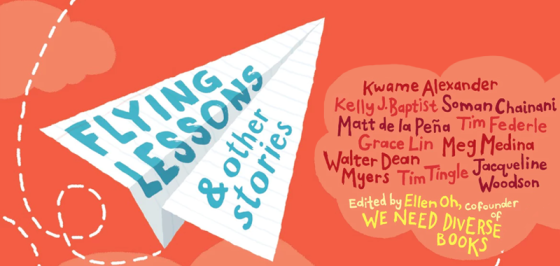 Image result for Flying Lessons & Other Stories edited by Ellen Oh