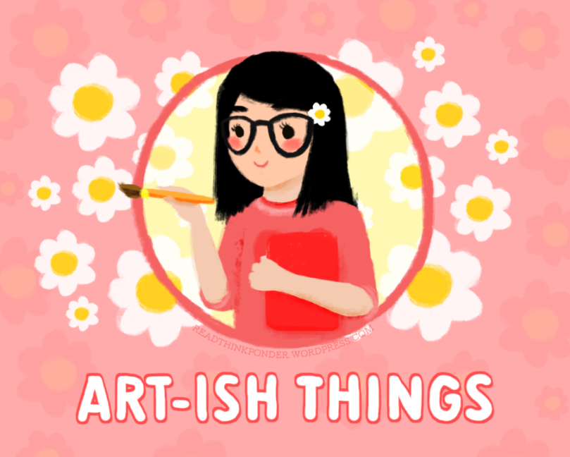 Blog Feature: Art-ish Things