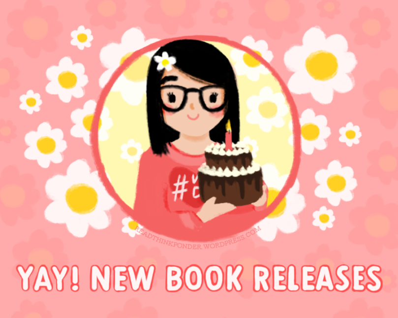 Blog Feature: Yay! New Book Releases